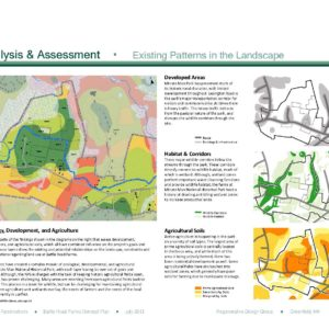 BRF PHOTO 2 Site Analysis Page