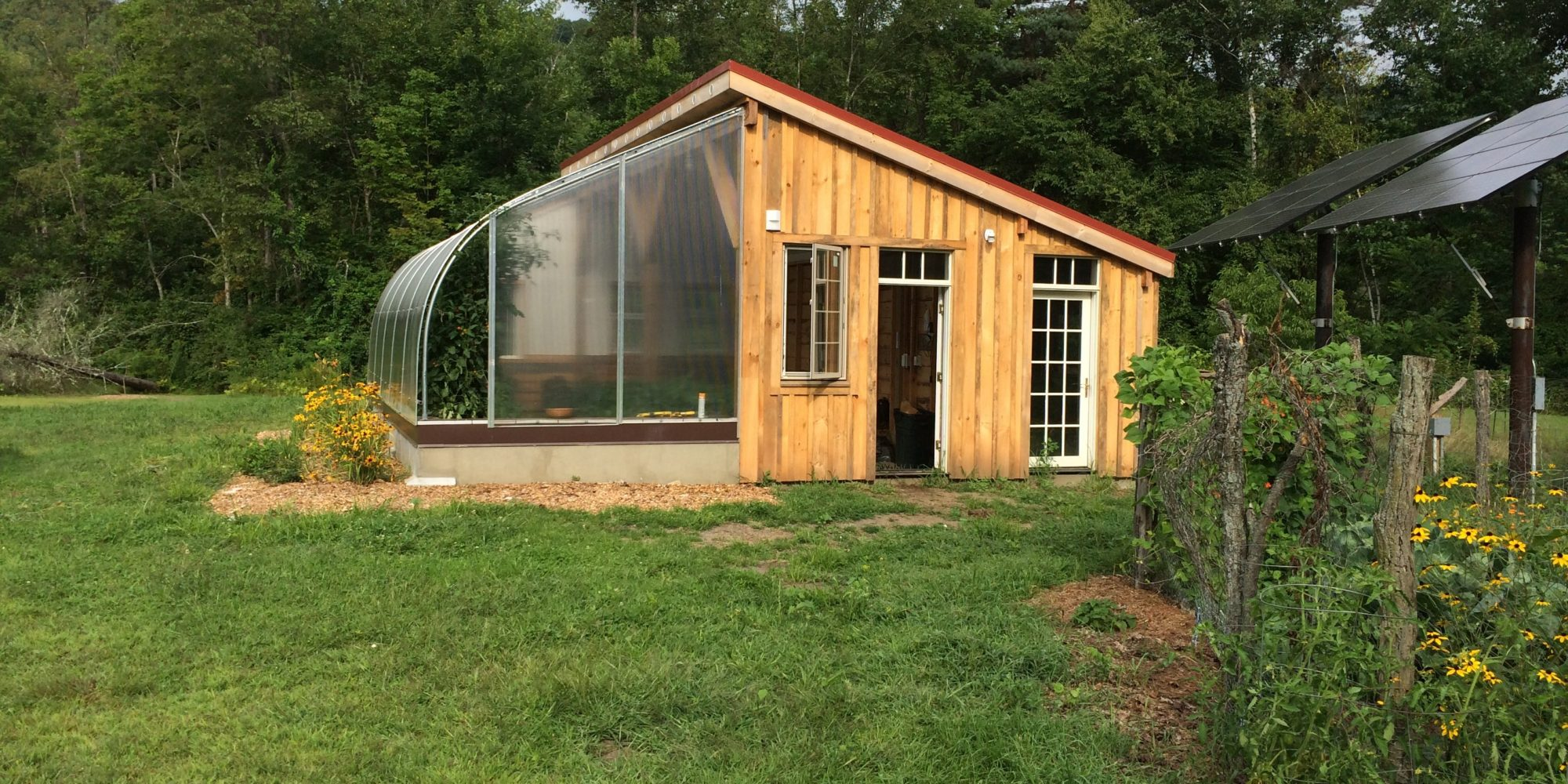 Backyard Bioshelter