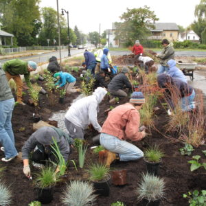 GTC_Banner_Raingarden Installation_OCT_2015