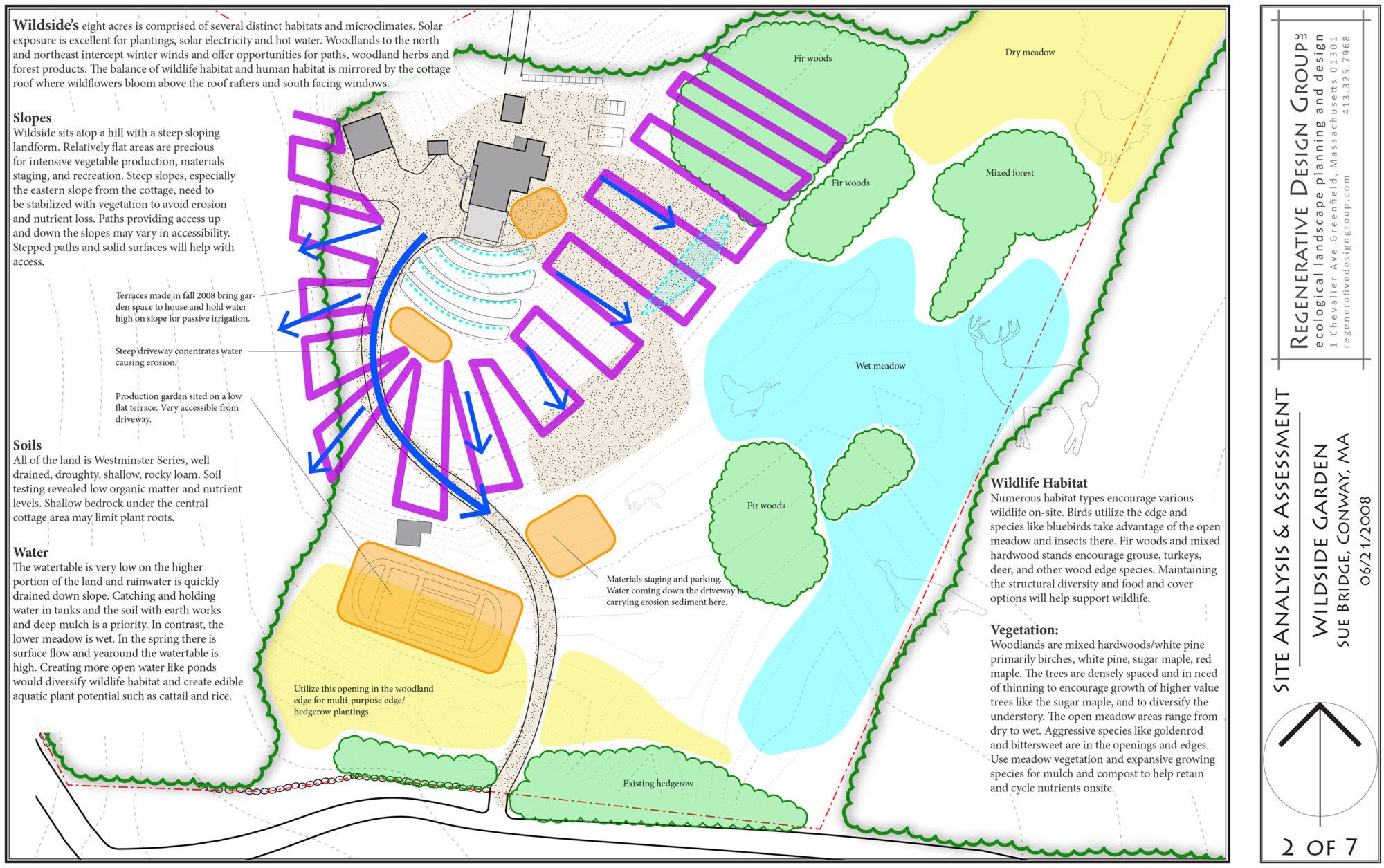 wildside cottage and gardens regenerative design group