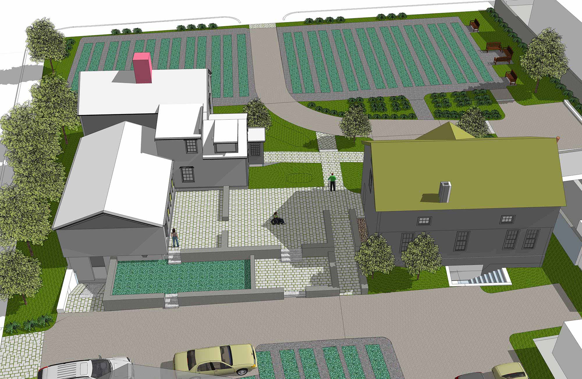 Fowler Clark Epstein Urban Farm