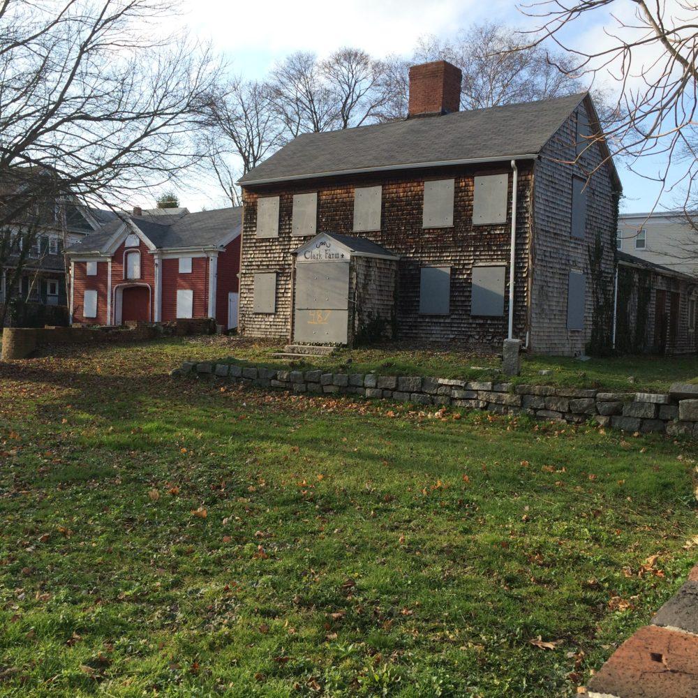 Work Begins At The Fowler Clark Epstein Farm