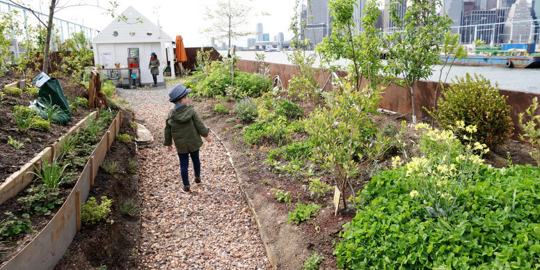 Three Benefits Of Urban Farms